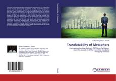 Bookcover of Translatability of Metaphors