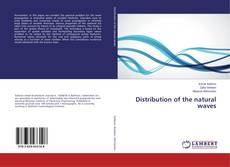 Bookcover of Distribution of the natural waves