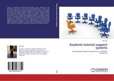 Portada del libro de Students tutorial support systems