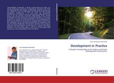 Couverture de Development in Practice