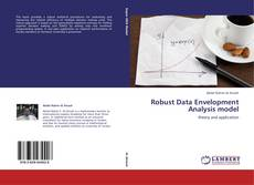 Buchcover von Robust Data Envelopment Analysis model