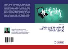 Capa do livro de Customers' adoption of electronic banking channels in Bahir Dar City