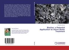 Bookcover of Biochar: a Potential Application to Storm Water Treatment