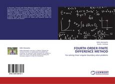 Bookcover of Fourth order finite difference method