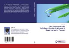 Capa do livro de The Emergence of Collaborative Environmental Governance in Taiwan