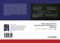 Borítókép a  Risk assessment in microfinance institutions in Ethiopia - hoz
