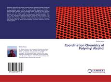 Обложка Coordination Chemistry of Polyvinyl Alcohol