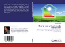 Bookcover of Hybrid energy in domestic applications