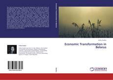 Capa do livro de Economic Transformation in Belarus