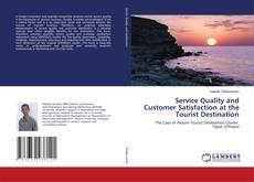 Portada del libro de Service Quality and Customer Satisfaction at the Tourist Destination