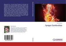 Borítókép a  Syngas Combustion - hoz