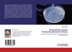 Bookcover of Extracellular Lipase Producing Bacterial Strains