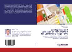 Borítókép a  Development and Validation of HPLC method for Combined Dosage Form - hoz