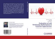 Evaluation of Left Ventricular Performance in Essential Hypertension的封面