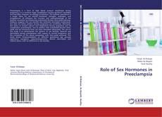 Bookcover of Role of Sex Hormones in Preeclampsia