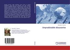 Borítókép a  Unpredictable discoveries - hoz