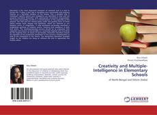 Copertina di Creativity and Multiple-Intelligence in Elementary Schools