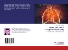 Bookcover of Pearls of Clinical Echopulmonography
