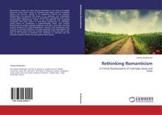 Capa do livro de Rethinking Romanticism