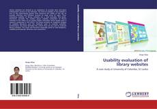 Usability evaluation of library websites的封面