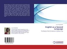 Couverture de English as a Second Language