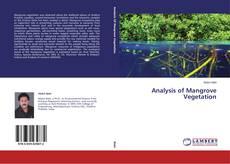 Bookcover of Analysis of Mangrove Vegetation