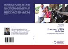 Capa do livro de Economics of Milk Marketing