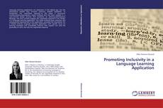 Capa do livro de Promoting Inclusivity in a Language Learning Application