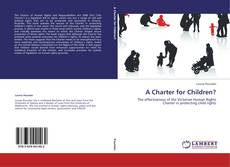 Couverture de A Charter for Children?