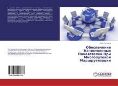 Обеспечение Качественных Показателей При Многопутевой Маршрутизации kitap kapağı
