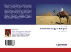 Bookcover of Phenomenology of Religion