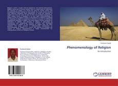 Capa do livro de Phenomenology of Religion
