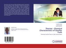 Bookcover of Thermo - Chemical Characteristics of Gasifier Fuels