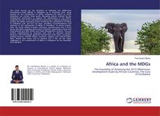 Capa do livro de Africa and the MDGs