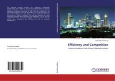 Efficiency and Competition kitap kapağı