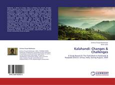 Bookcover of Kalahandi: Changes & Challenges