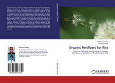 Bookcover of Organic Fertilizers for Rice