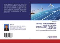 Обложка Hybrid PV/wind system simulation and optimization for local conditions