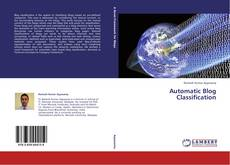 Copertina di Automatic Blog Classification