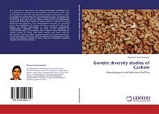 Bookcover of Genetic diversity studies of Cashew