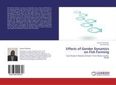 Capa do livro de Effects of Gender Dynamics on Fish Farming