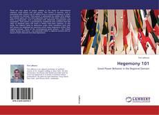 Hegemony 101 kitap kapağı