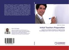 Copertina di Initial Teachers Preparation