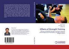 Bookcover of Effects of Strength Training