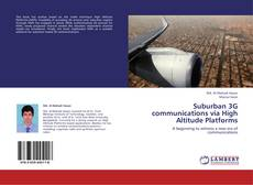 Bookcover of Suburban 3G communications via High Altitude Platforms