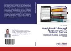 Bookcover of Linguistic and Pedagogical Competences of EFL Jordanian Teachers