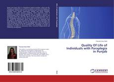 Buchcover von Quality Of Life of Individuals with Paraplegia in Punjab