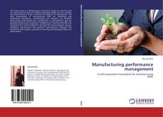 Capa do livro de Manufacturing performance management