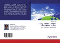 Buchcover von Study on solar PV grid connection system