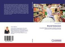 Bookcover of Brand Extension